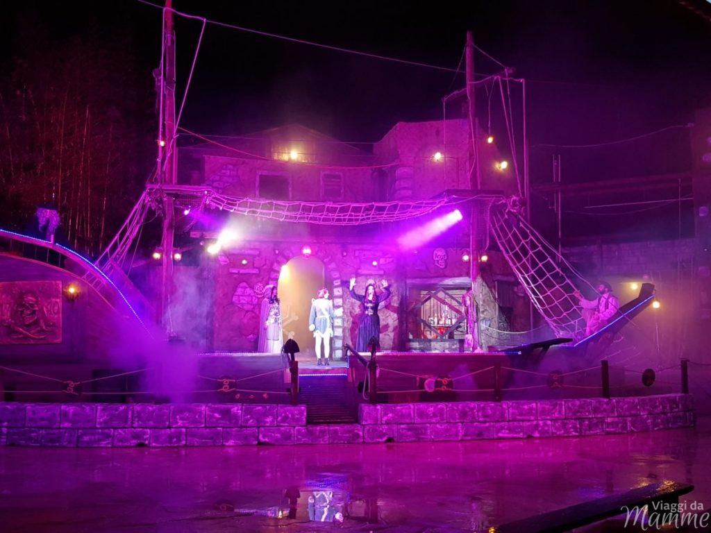 Ad Aquaneva è tempo di Crazy Christmas - spettacolo musicale Pirates Carol
