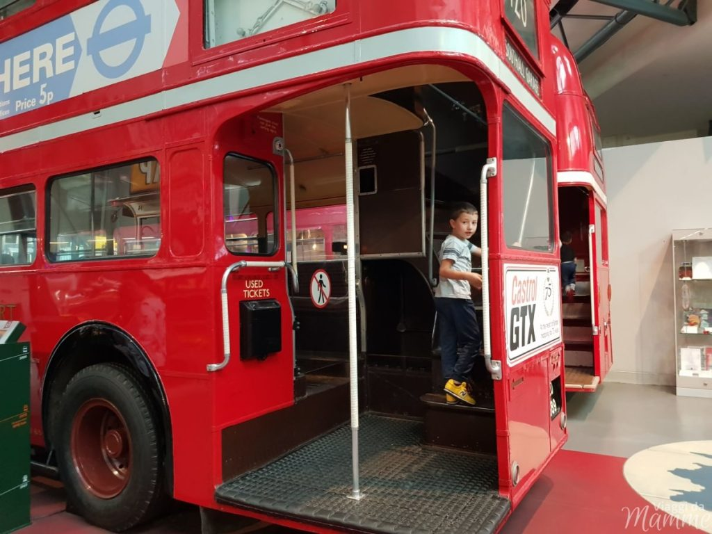 Museo dei trasporti di Londra