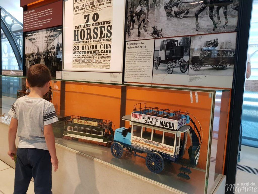 Museo dei trasporti Londra
