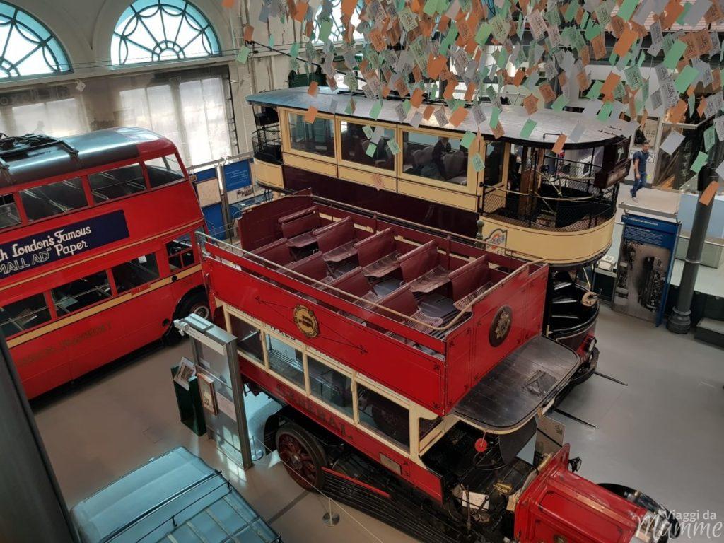 museo trasporti Londra