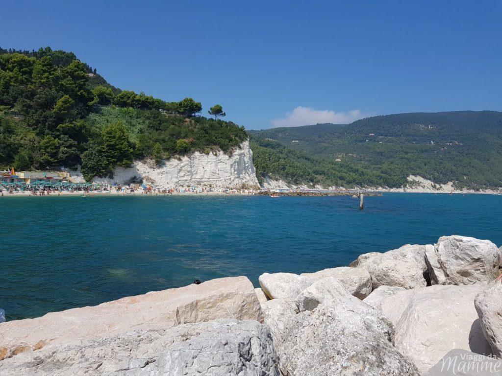 Sirolo spiagge