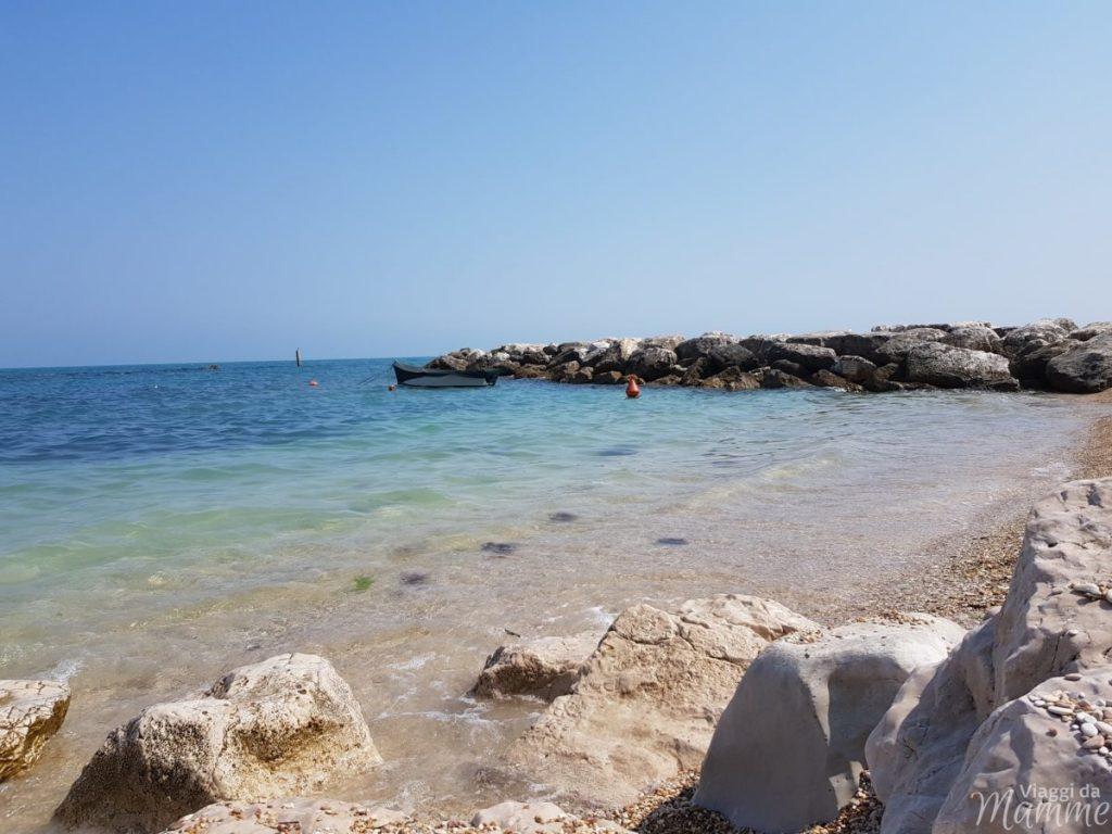 Numana spiagge