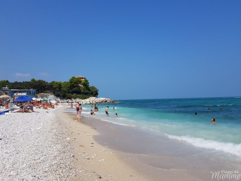 Portonovo spiagge