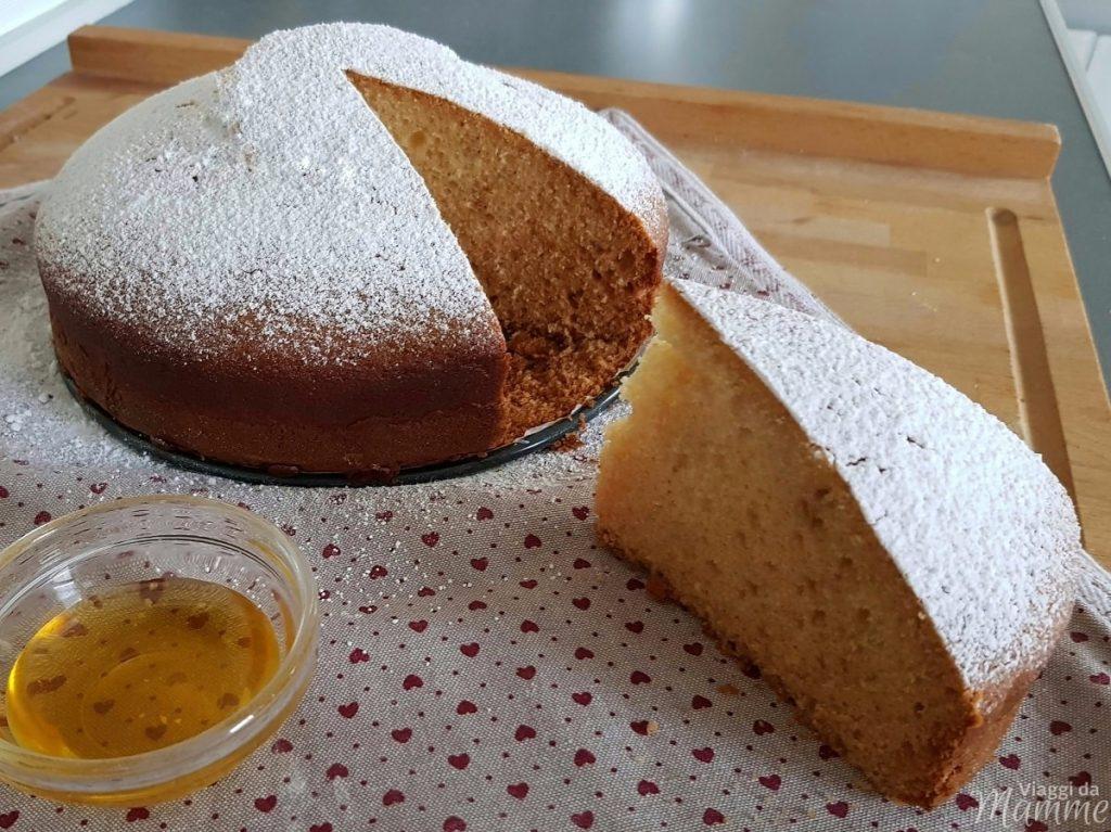 torta di miele