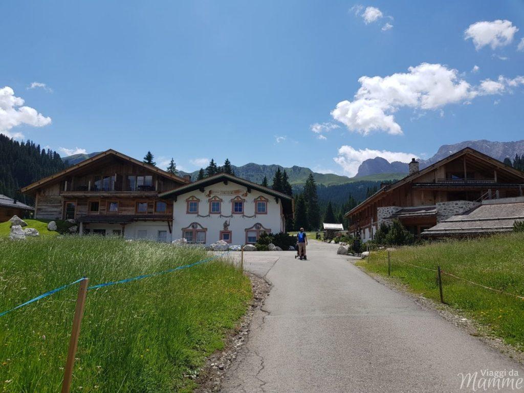trekking Alpe di Siusi