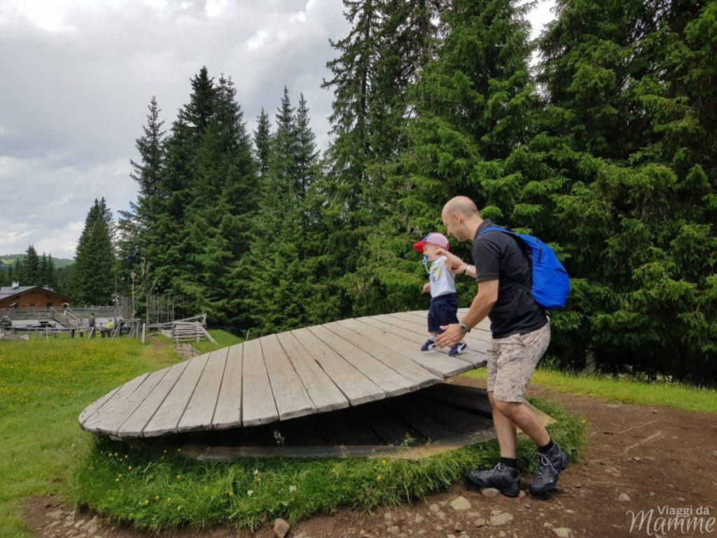 passeggiate Alpe di Siusi