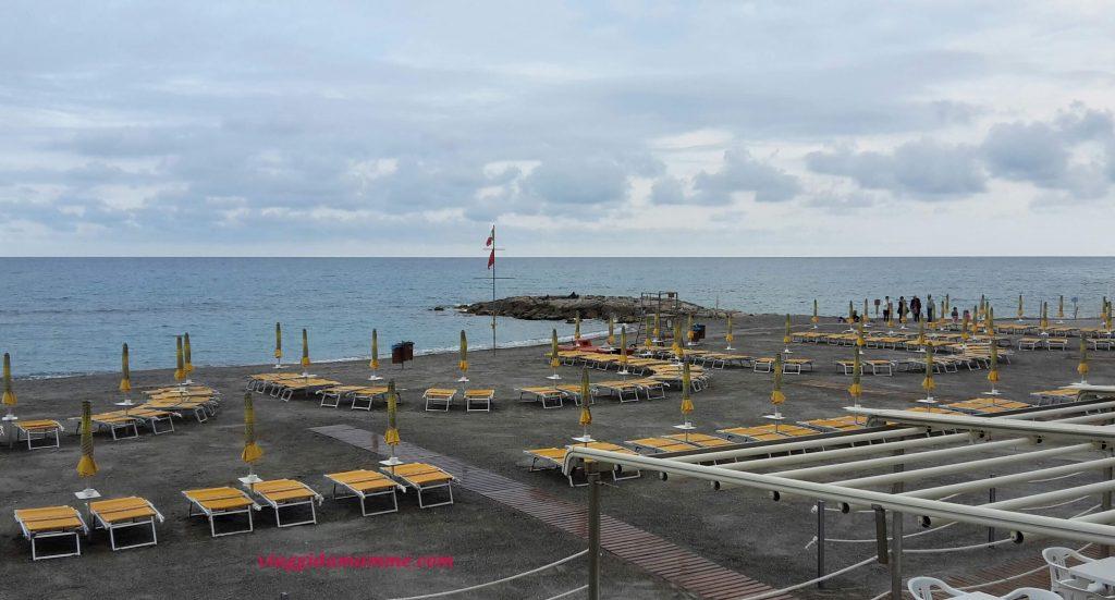 Loano spiagge
