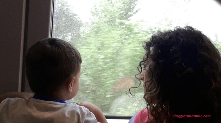 Viaggiare gratis in treno