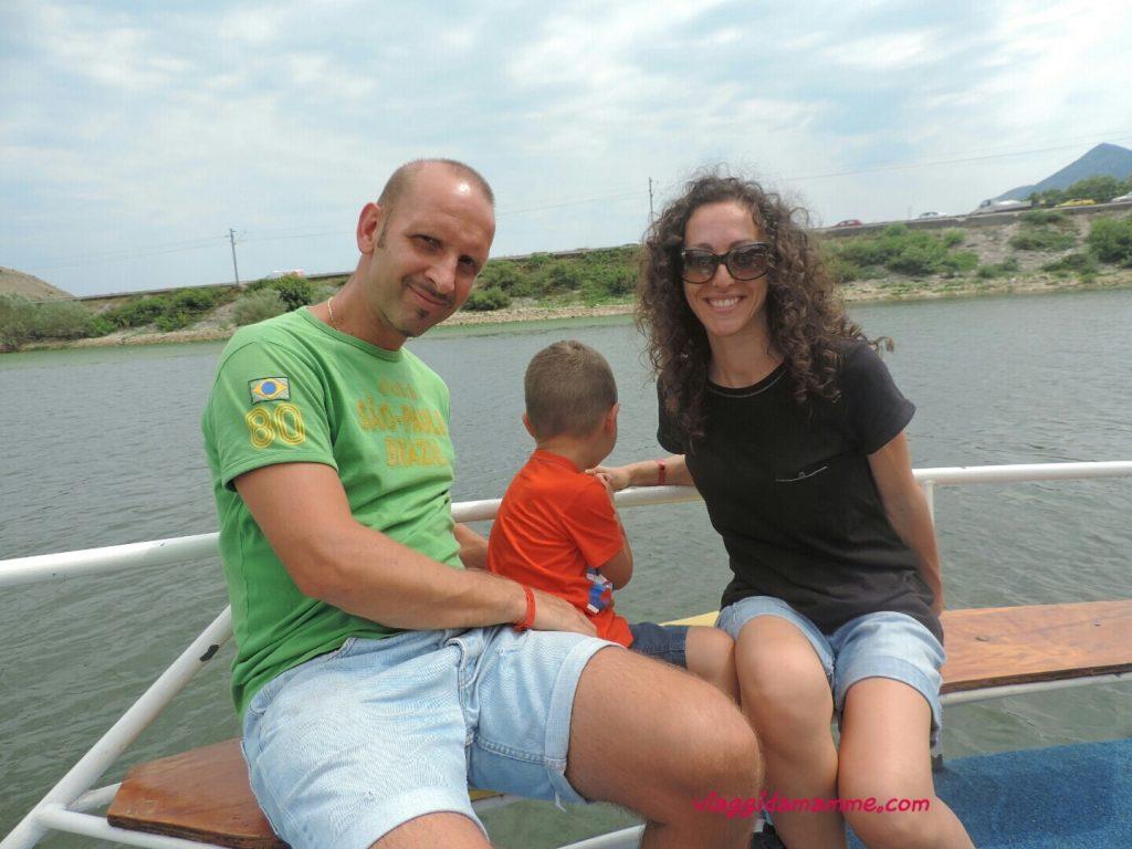 Montenegro con bambini