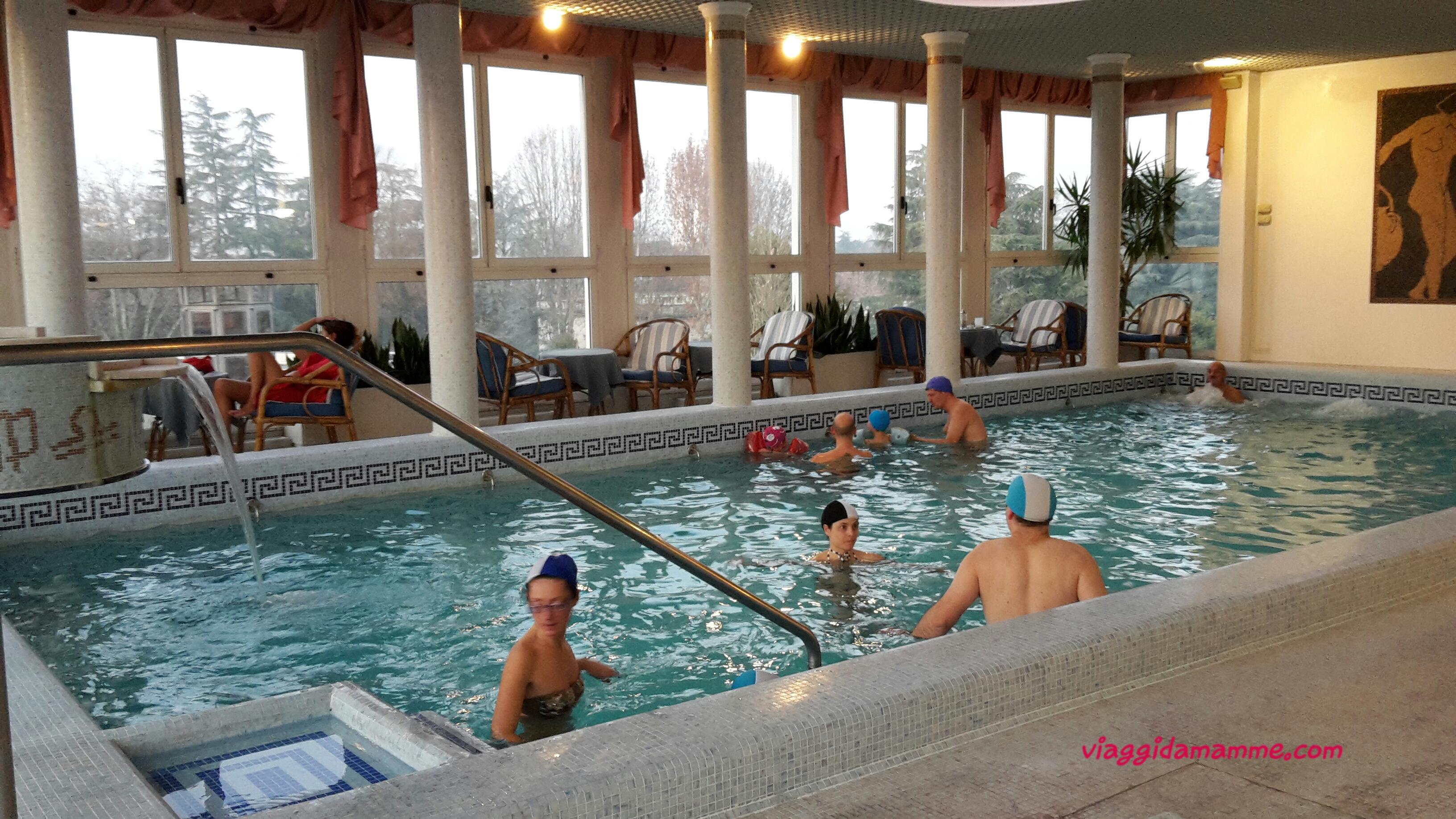 Terme euganee abano e montegrotto terme con bambini viaggi da mamme - Montegrotto terme piscina ...