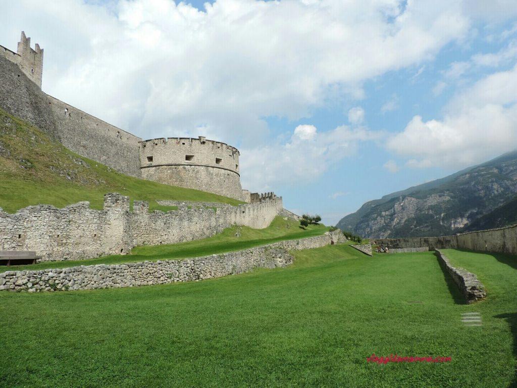 Castel Beseno il Trentino e i suoi castelli con i bambini foto 2