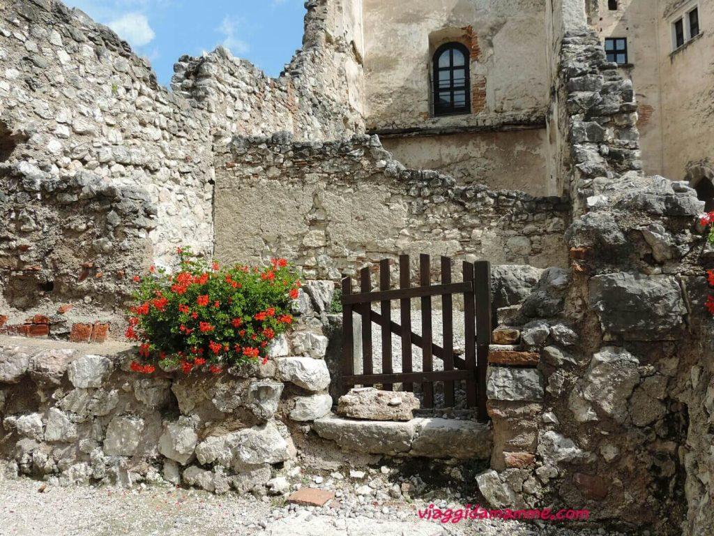 Castel Beseno il Trentino e i suoi castelli con i bambini foto 9
