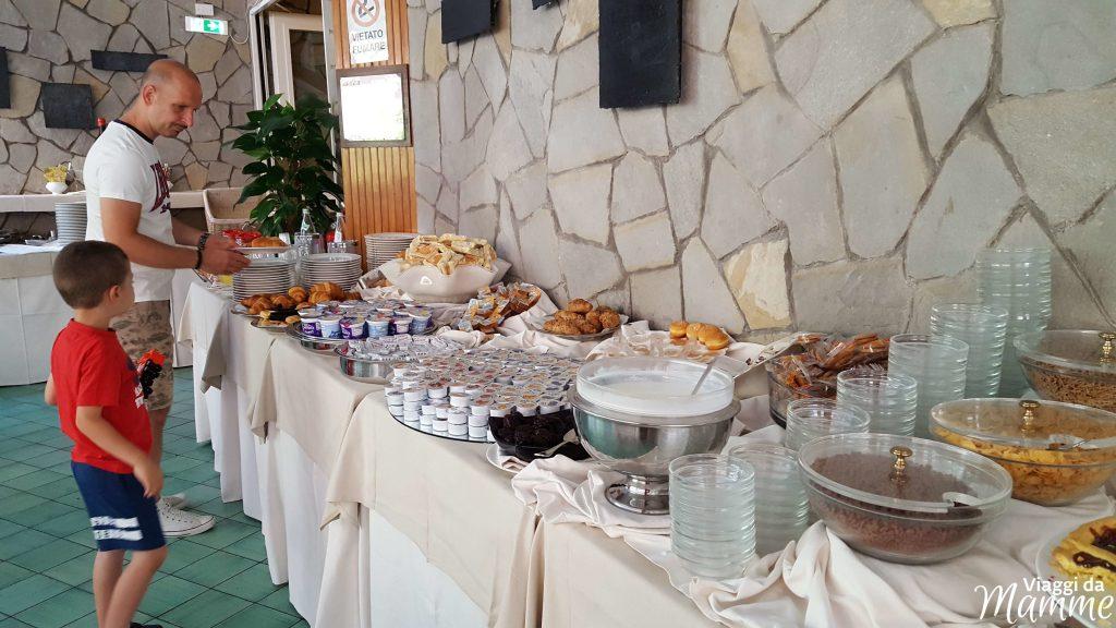 Hotel Airone Rimini: un albergo per famiglie nella Riviera Romagnola -buffet colazione-