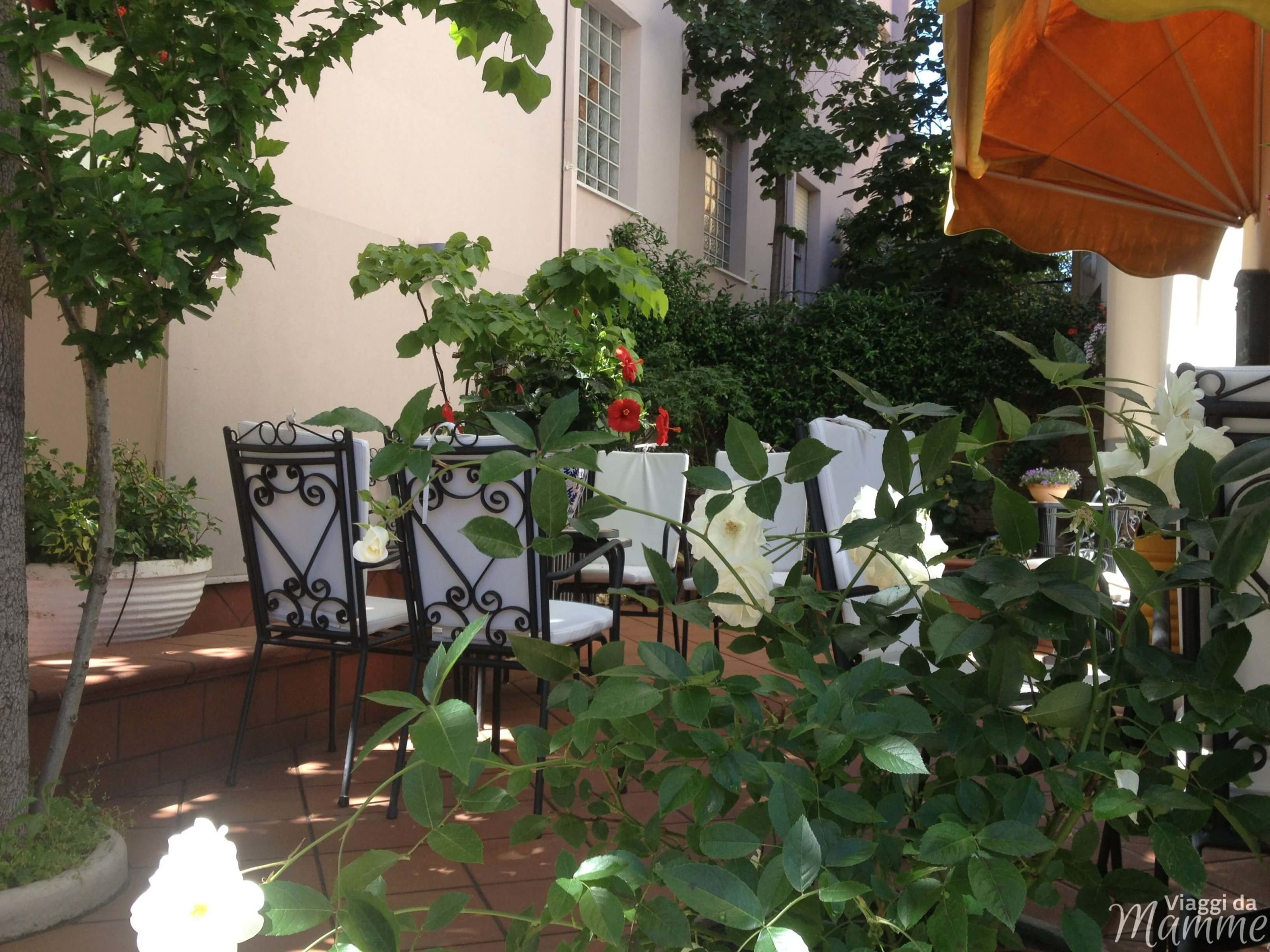 Hotel derby un 39 oasi di tranquillit a bellaria igea - Residence il giardino bellaria ...