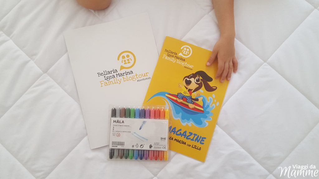 Vacanza a Bellaria Igea Marina: cosa fare coi bambini