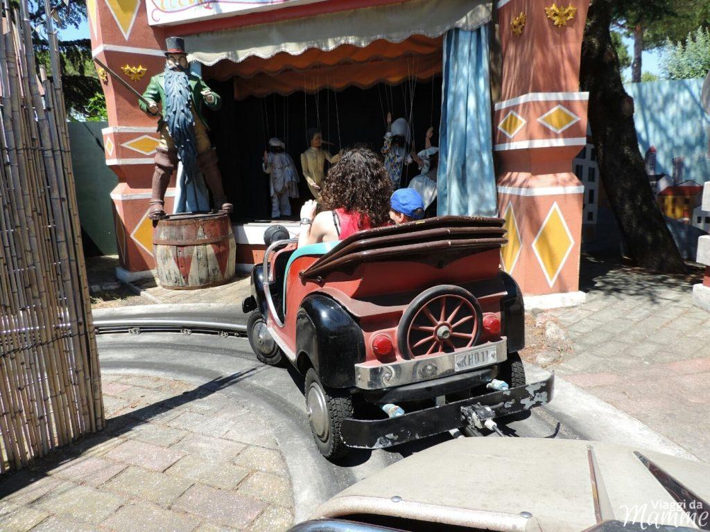 Italia in Miniatura Rimini: parco divertimenti con bambini -Pinocchio-