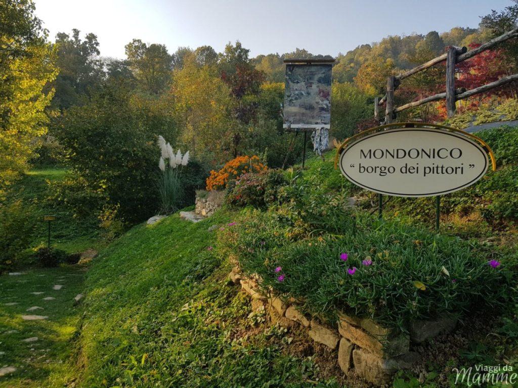 Andar per castagne in Lombardia con bambini Colle Brianza -Mondonico-