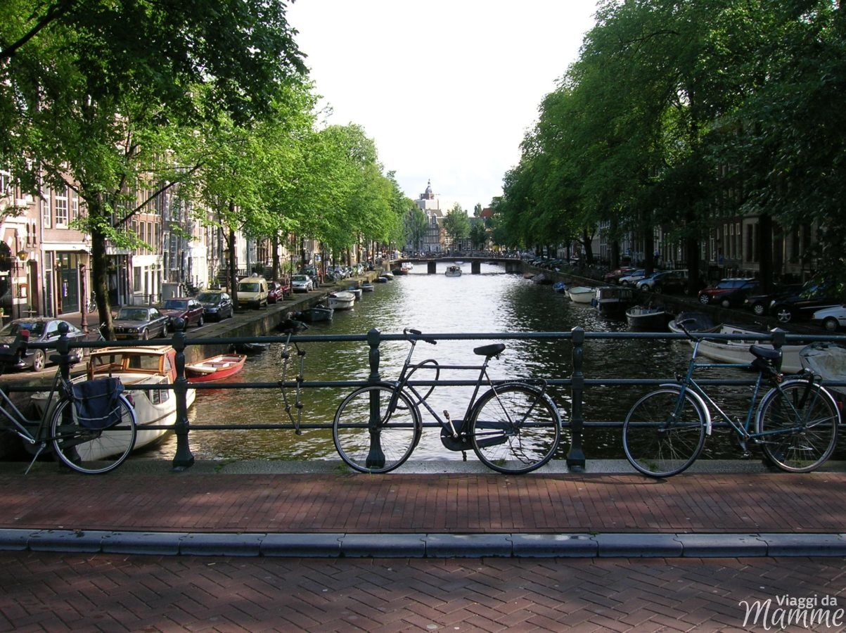 Visitare amsterdam con bambini in un weekend viaggi da mamme for Dormire amsterdam centro