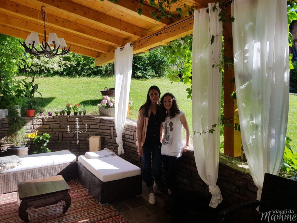 Hotel Strasser: hotel per famiglie a San Candido -la titolare Elisa-