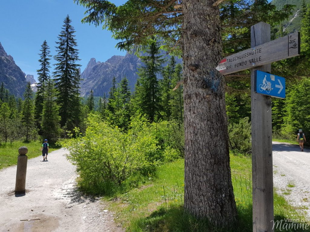 Alta Val Pusteria con bambini: cosa fare e cosa vedere -Val Fiscalina-
