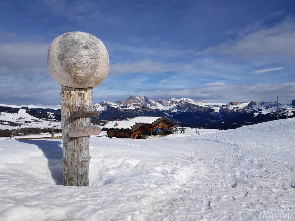 montagna Alpe di Siusi