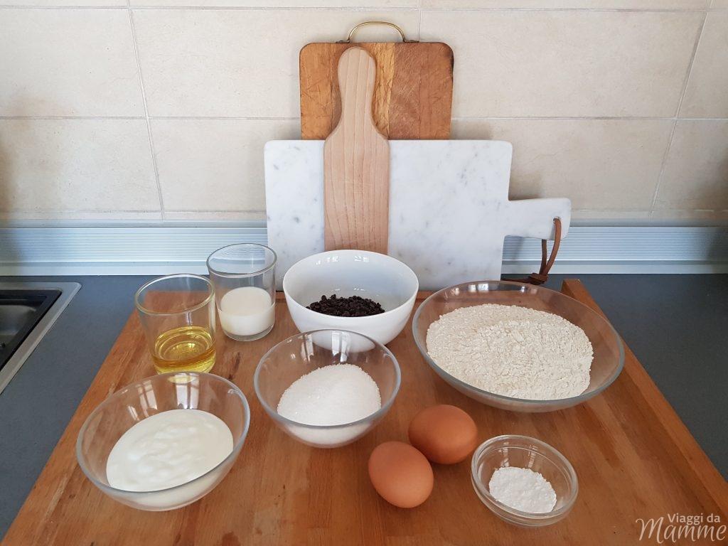 ricetta muffin yogurt