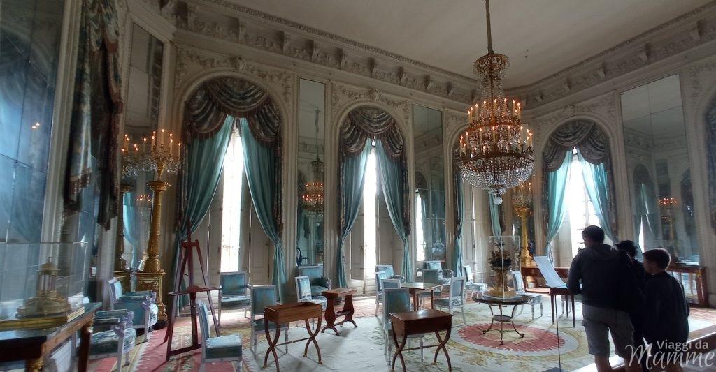 Reggia di Versailles interni