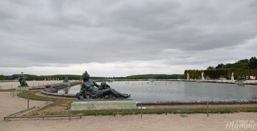 fontane di Versailles