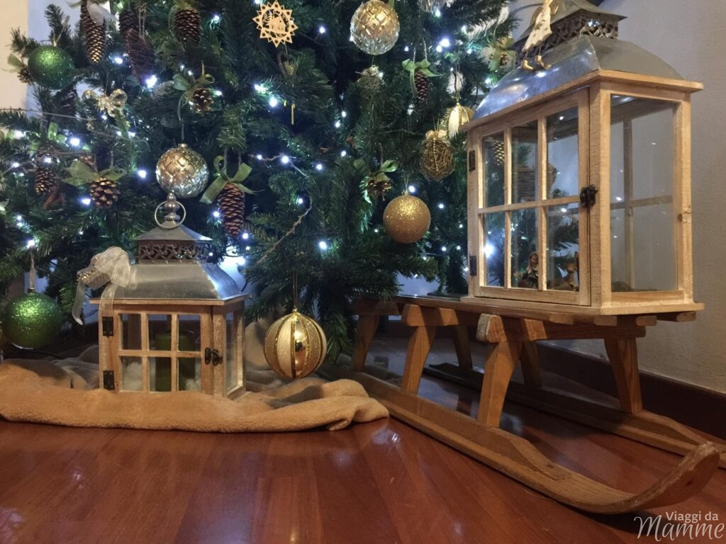 Decori natalizi fai da te