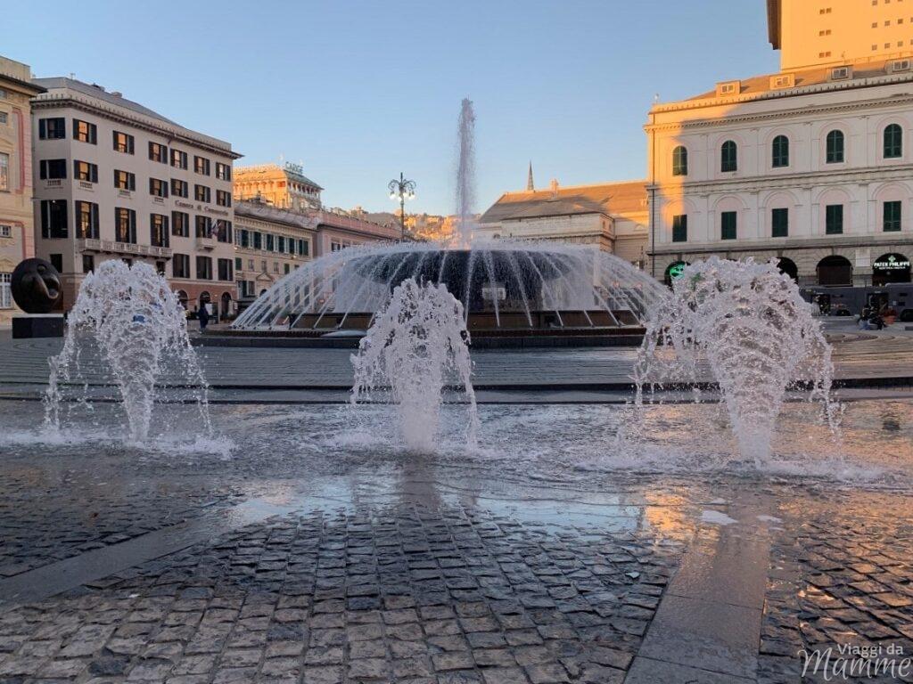 Posti da visitare a Genova