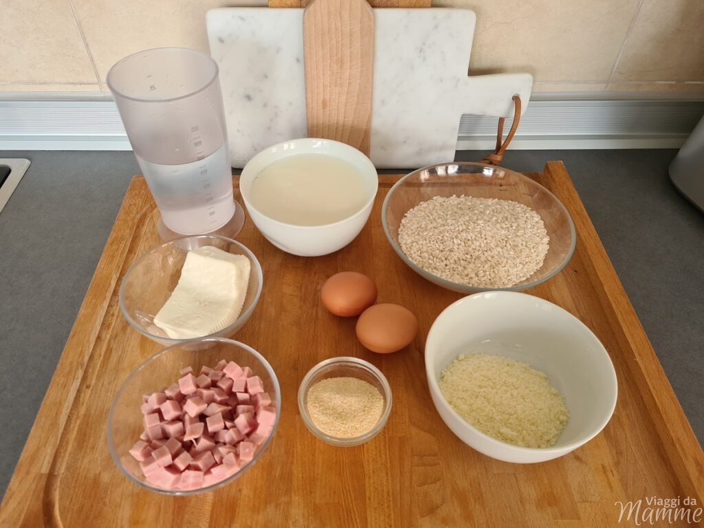 ricetta torta salata di riso