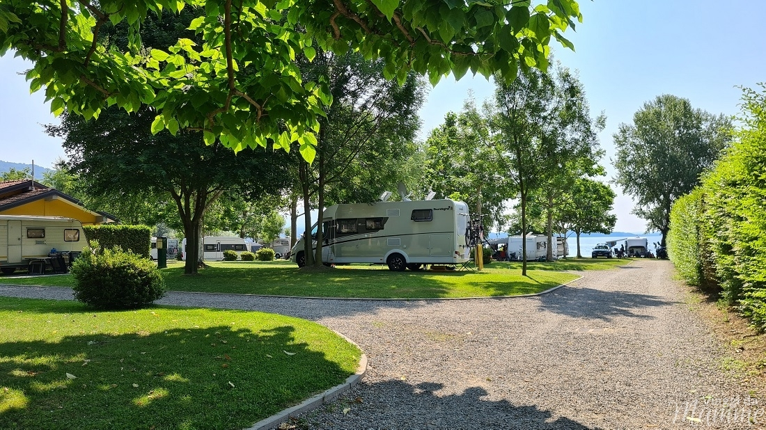 campeggi camper