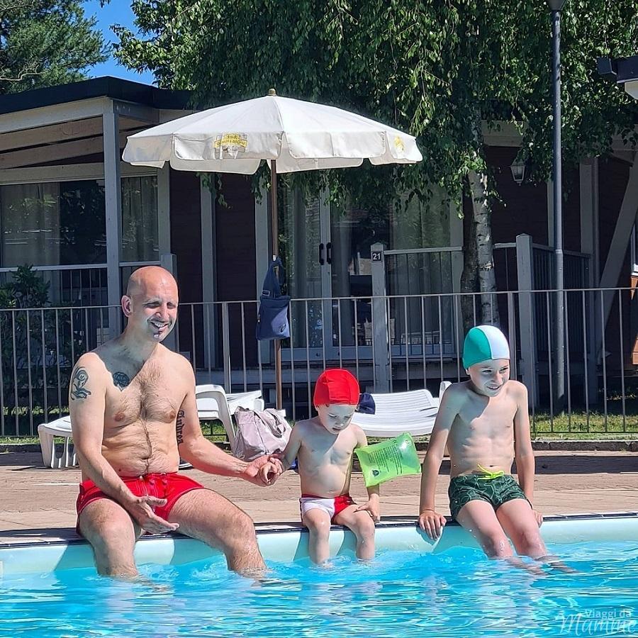 camping lago maggiore con piscina